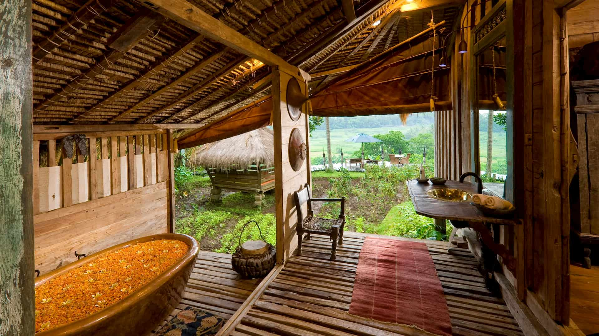Bambu Indah Resort - viaggio di nozze Bali