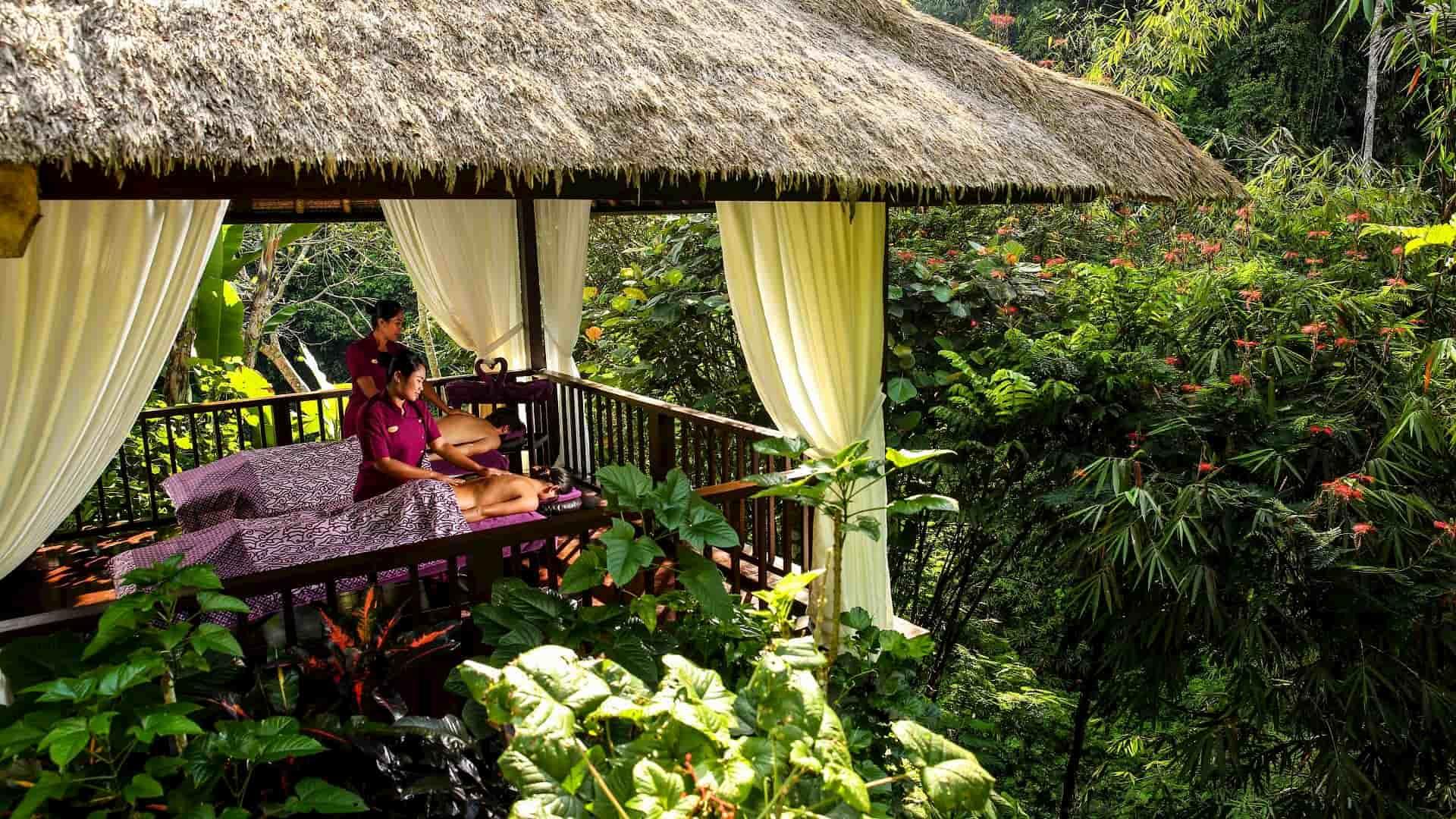 Hanging Garden - Ubud - Viaggio di Nozze Indonesia