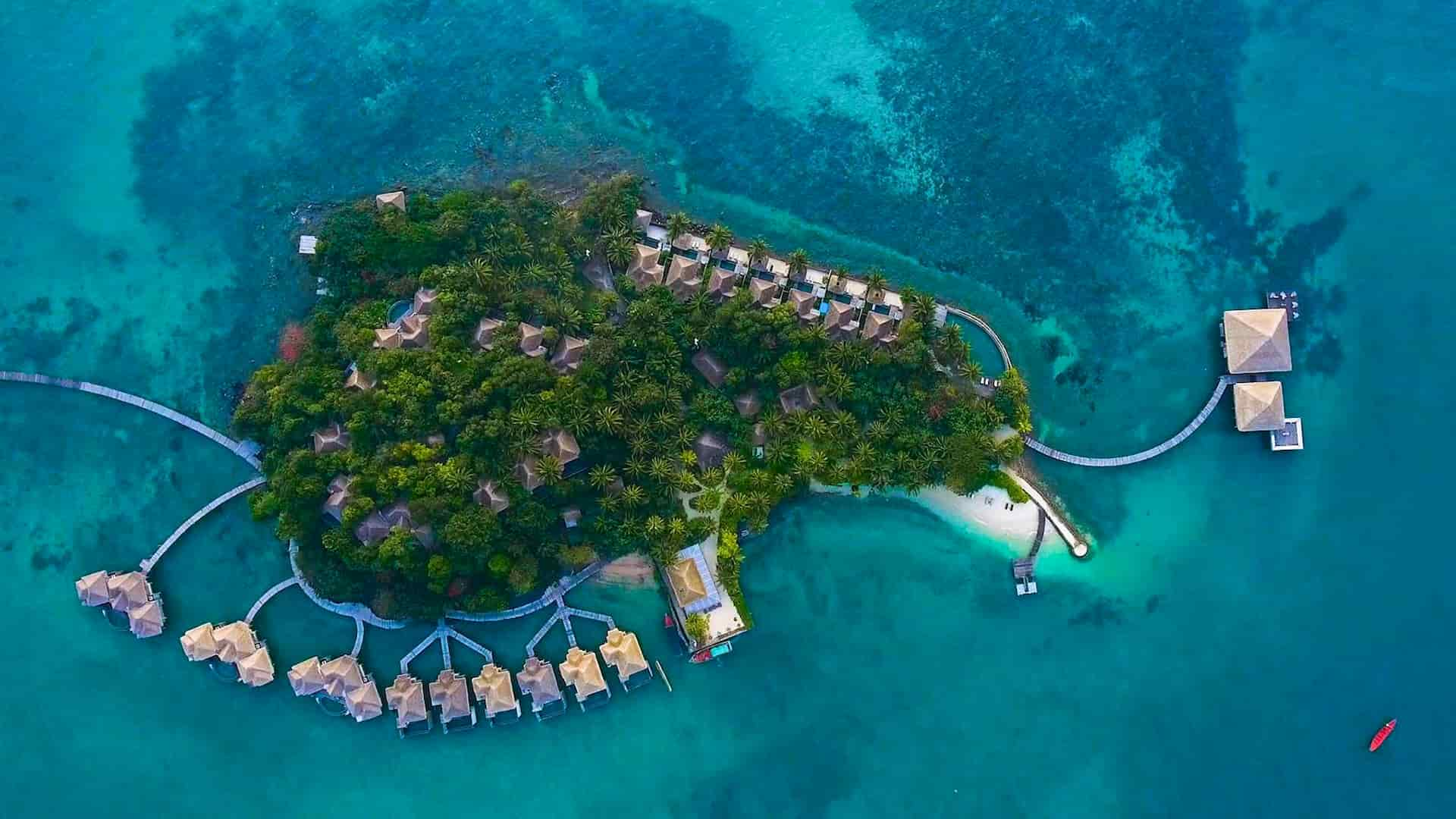 Son Saa Private Island resort Cambogia