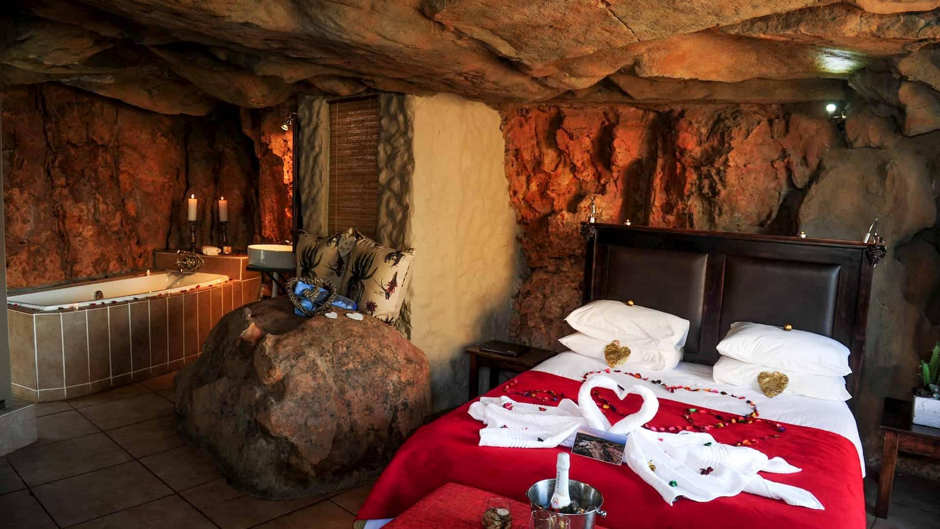Kagga Kamma - Viaggio di nozze in Sudafrica