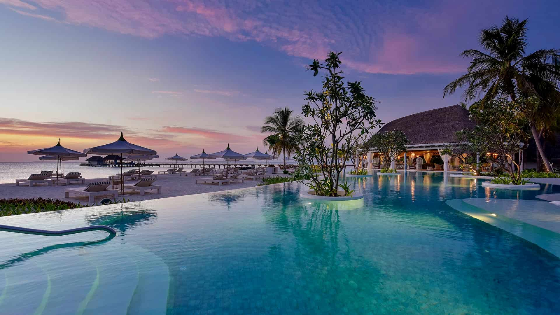 Luxury resort Maldive Kanuhura
