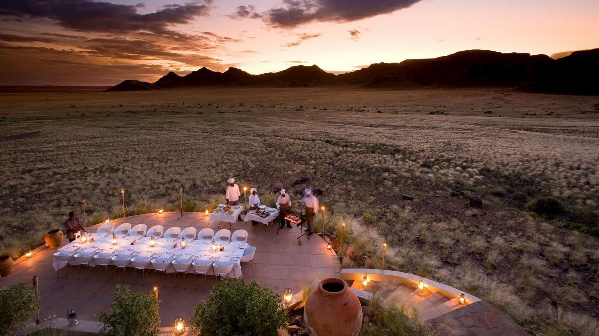 AndBeyond Sossusvlei Desert Lodge - Viaggio di nozze Namibia