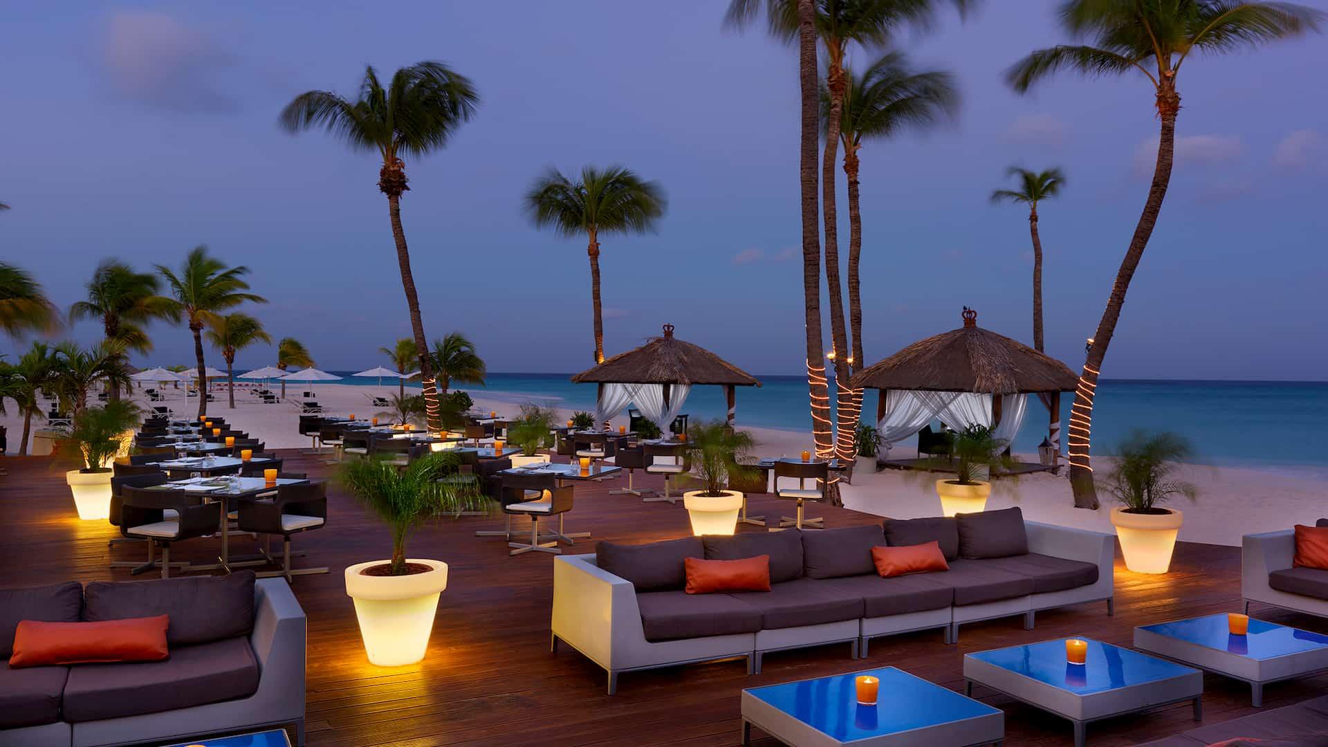 Bucuti & Tara Beach Resort Aruba - Viaggio di nozze Caraibi