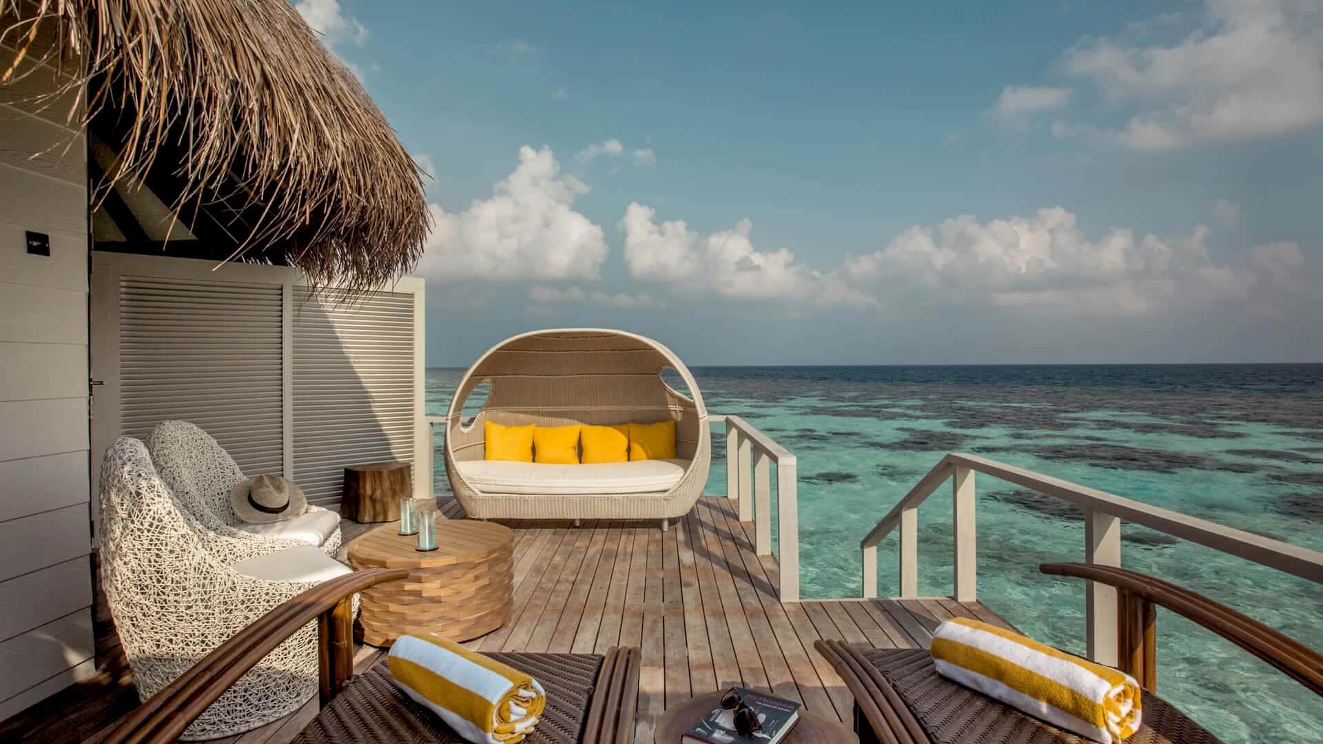 Drift Thelu Veliga Resort Atollo Ari Sud Overwater