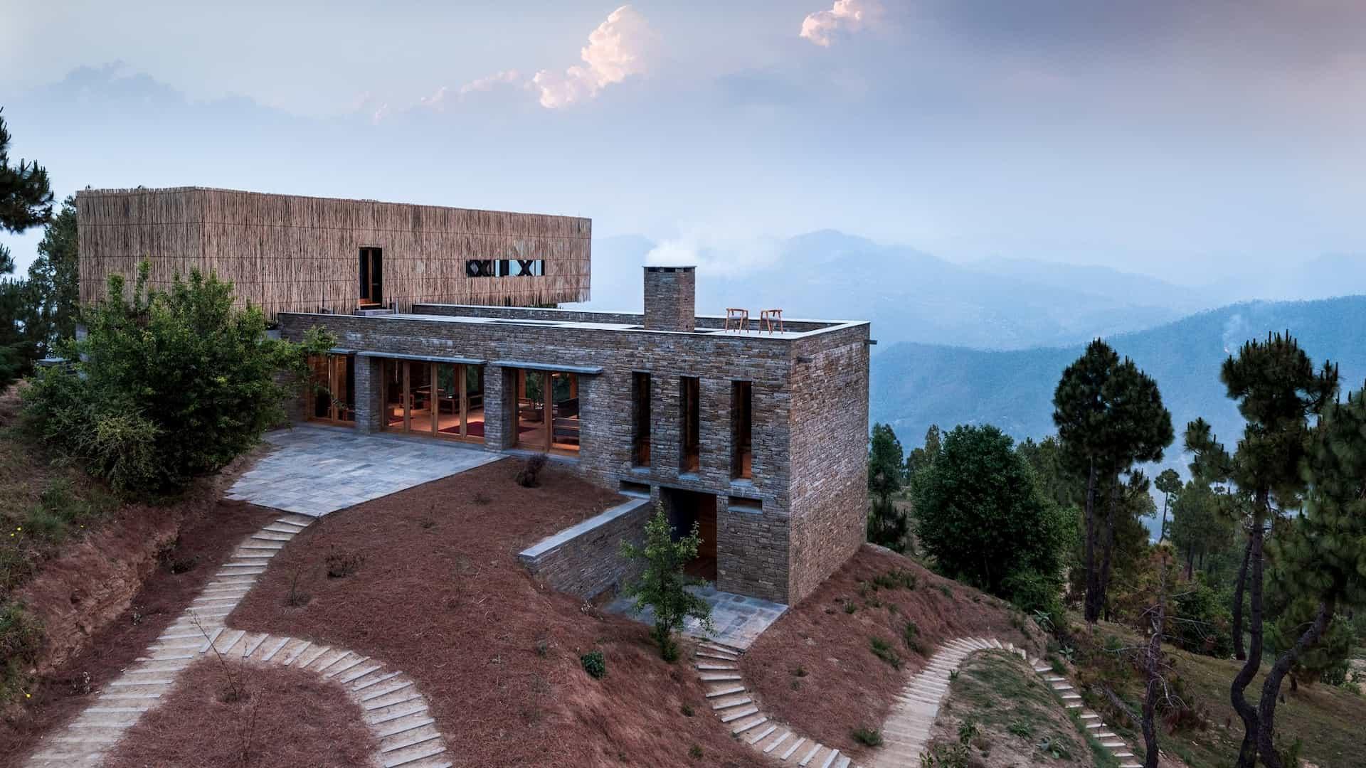 Design hotel India Kumaon