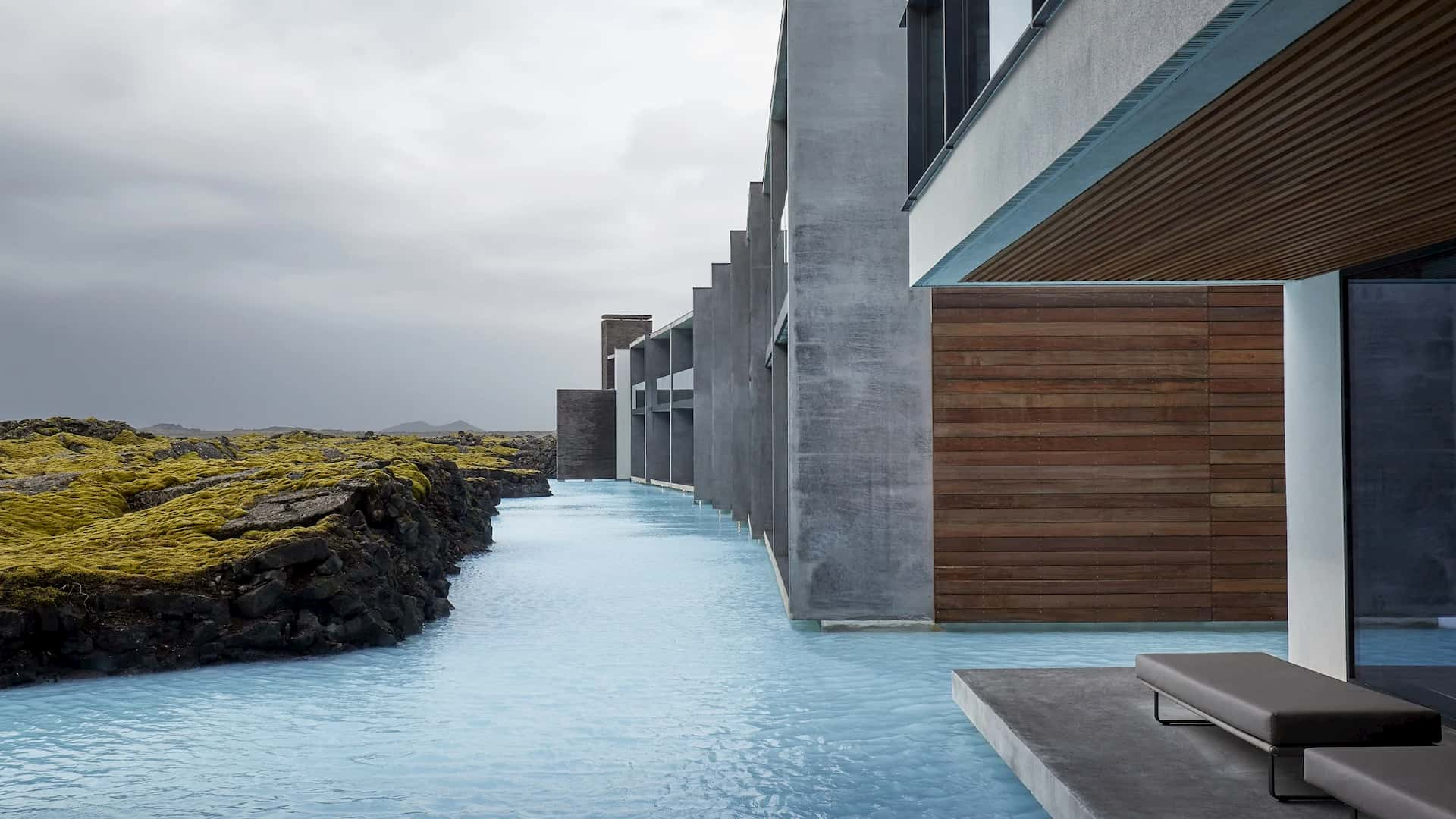 Design hotel Islanda The Retreat Ice Blu Lagoon