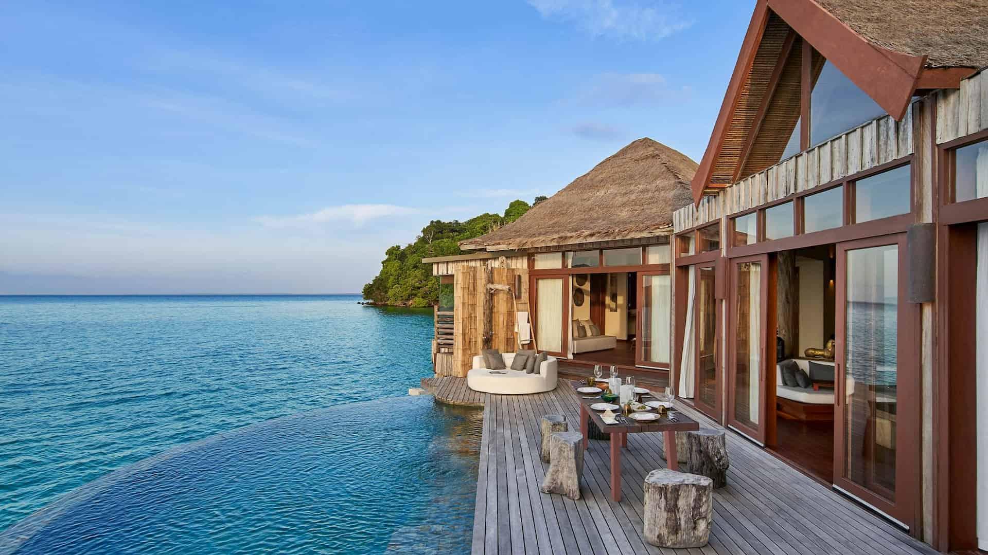 Overwater Cambogia Song Saa