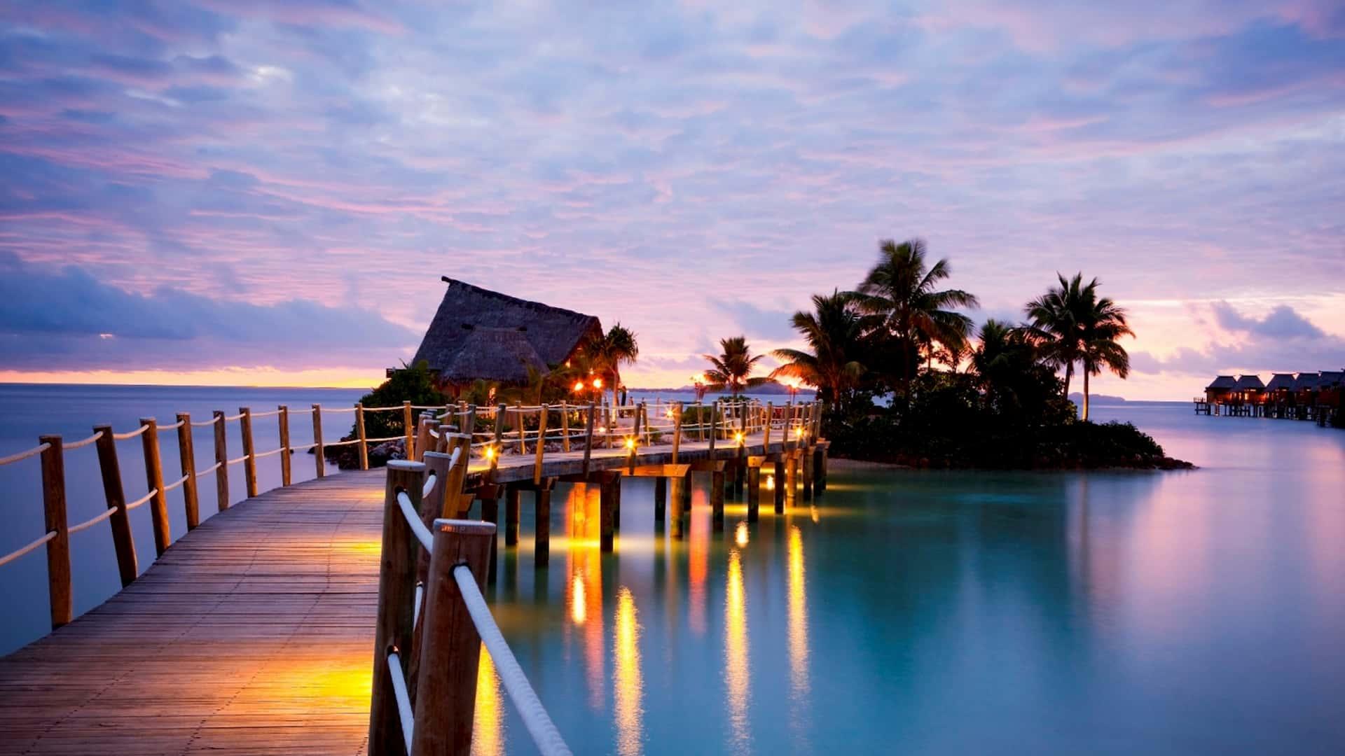 Overwater Fiji Likuliku
