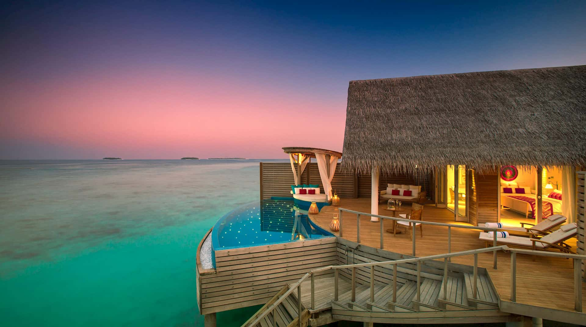 Overwater Maldive Milaidhoo