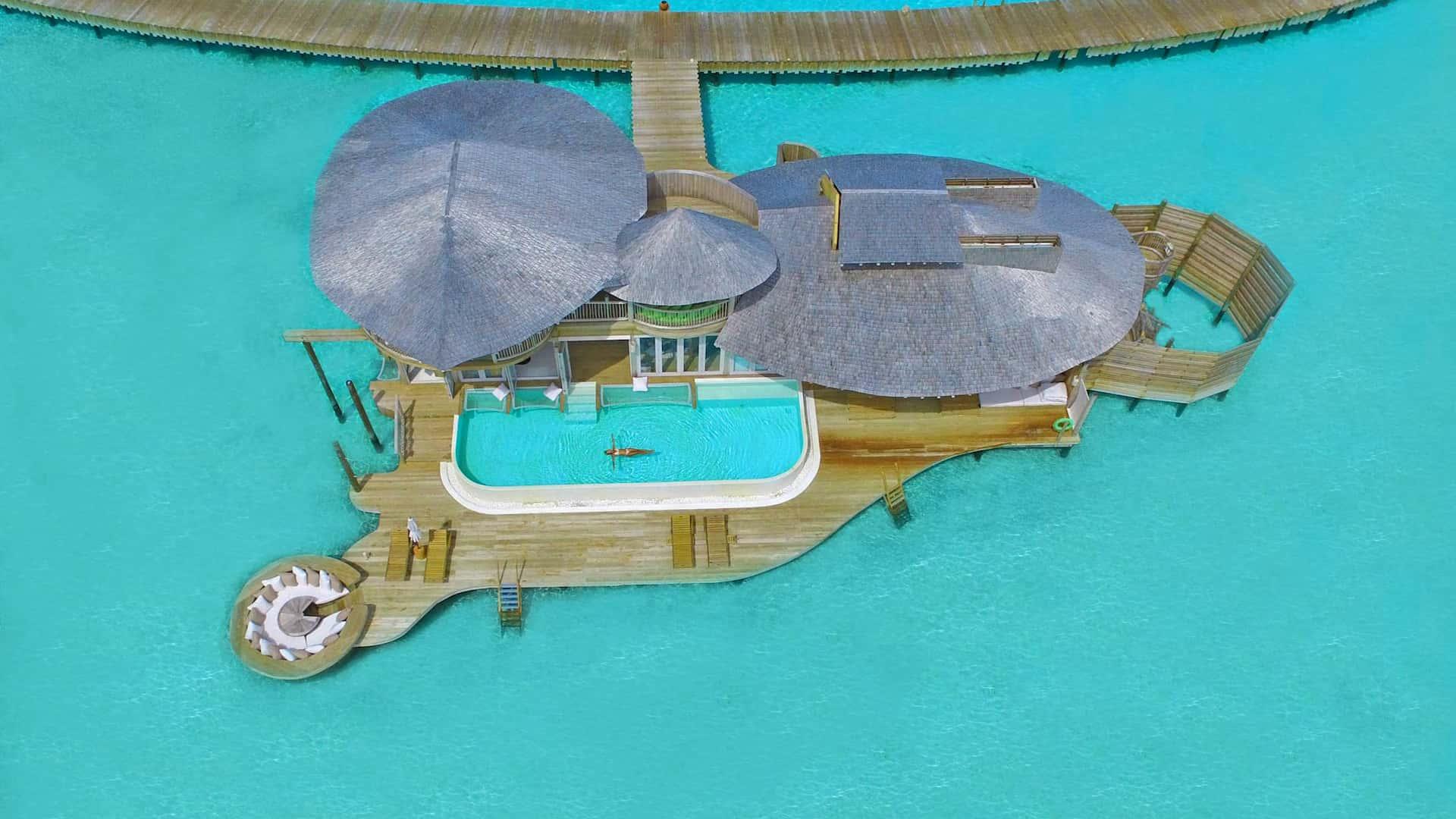 Overwater Maldive Soneva Jani
