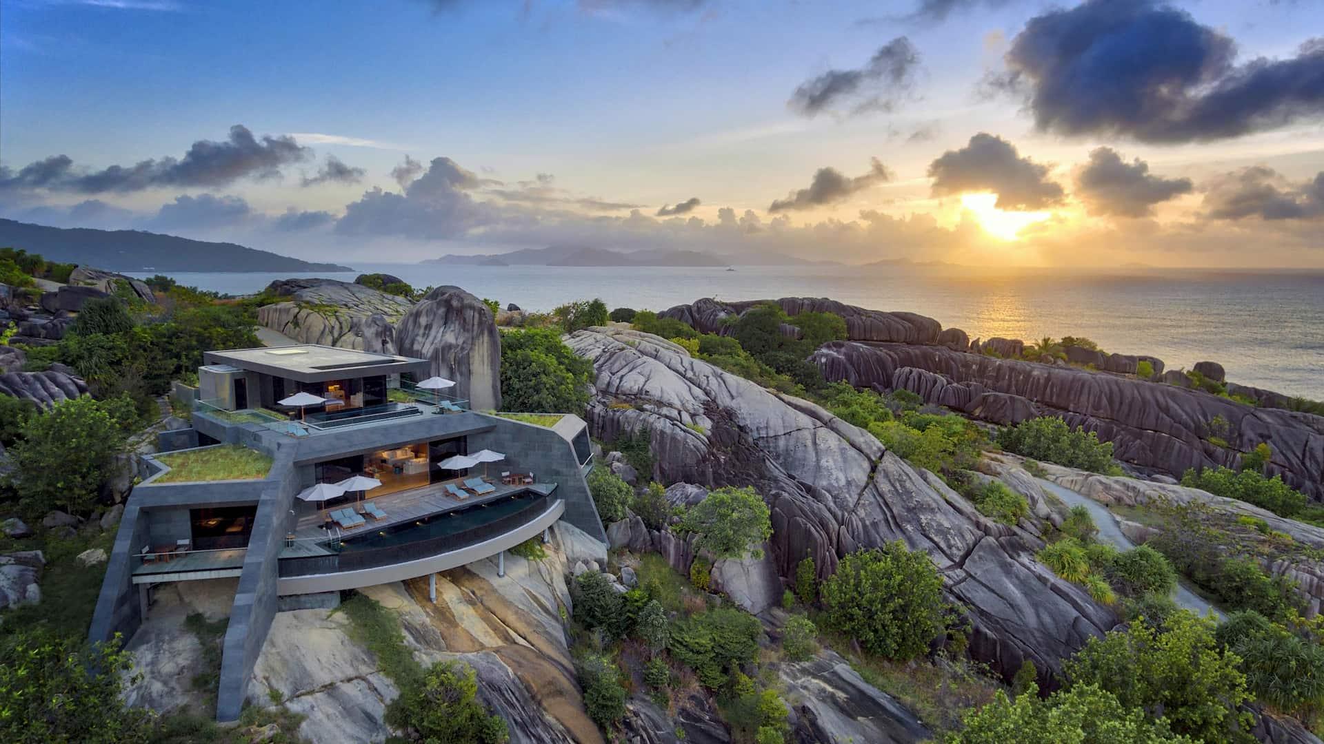 Sposarsi alle Seychelles Constance six senses