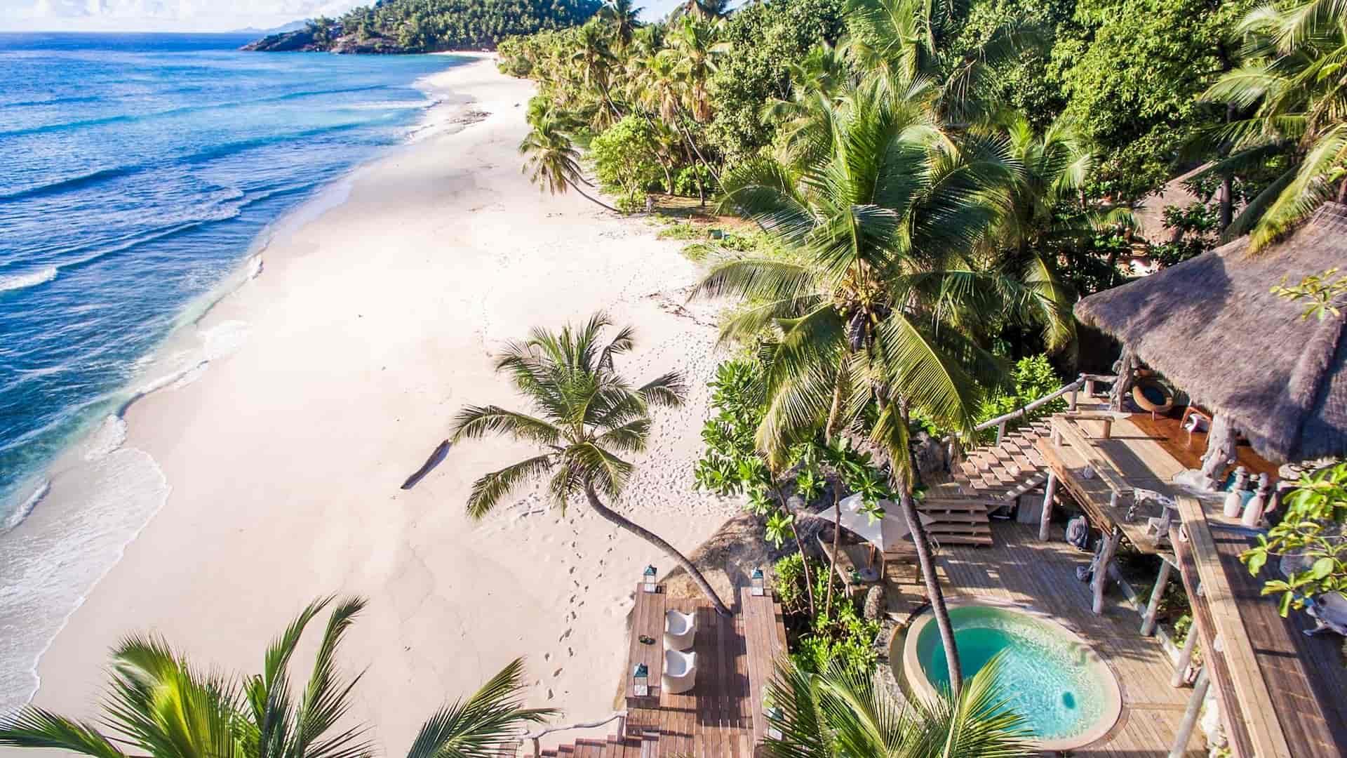 Matrimonio alle Seychelles North Island