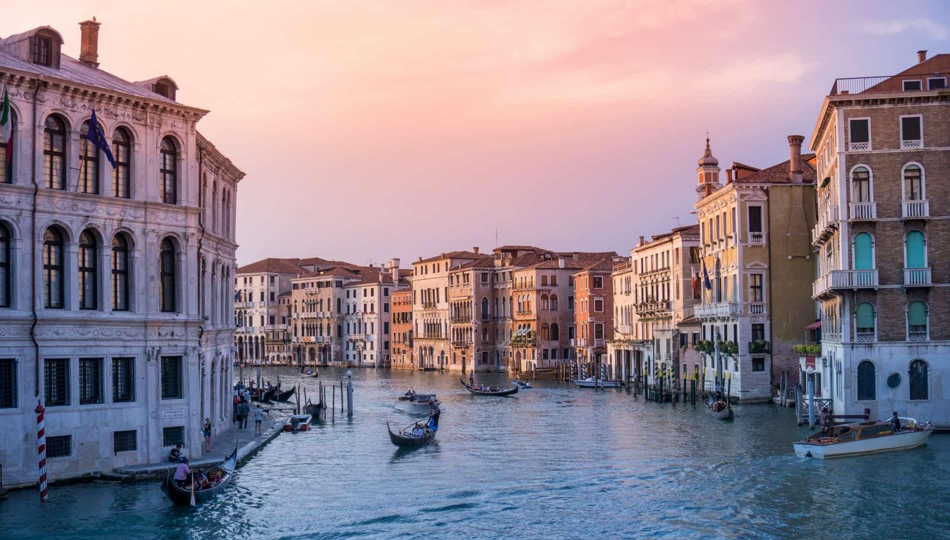 viaggio di nozze Italia