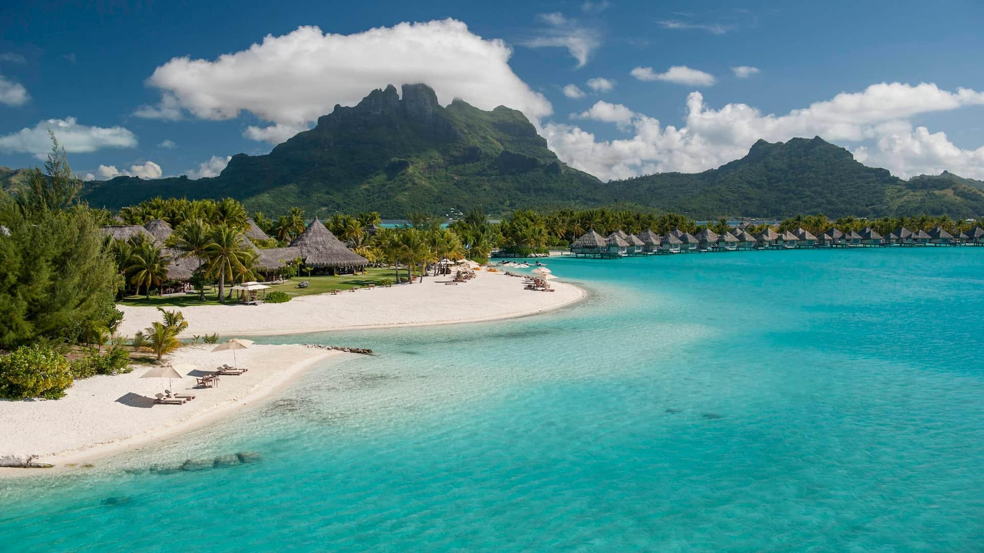 St. Regis Bora Bora - Viaggio di nozze Polinesia