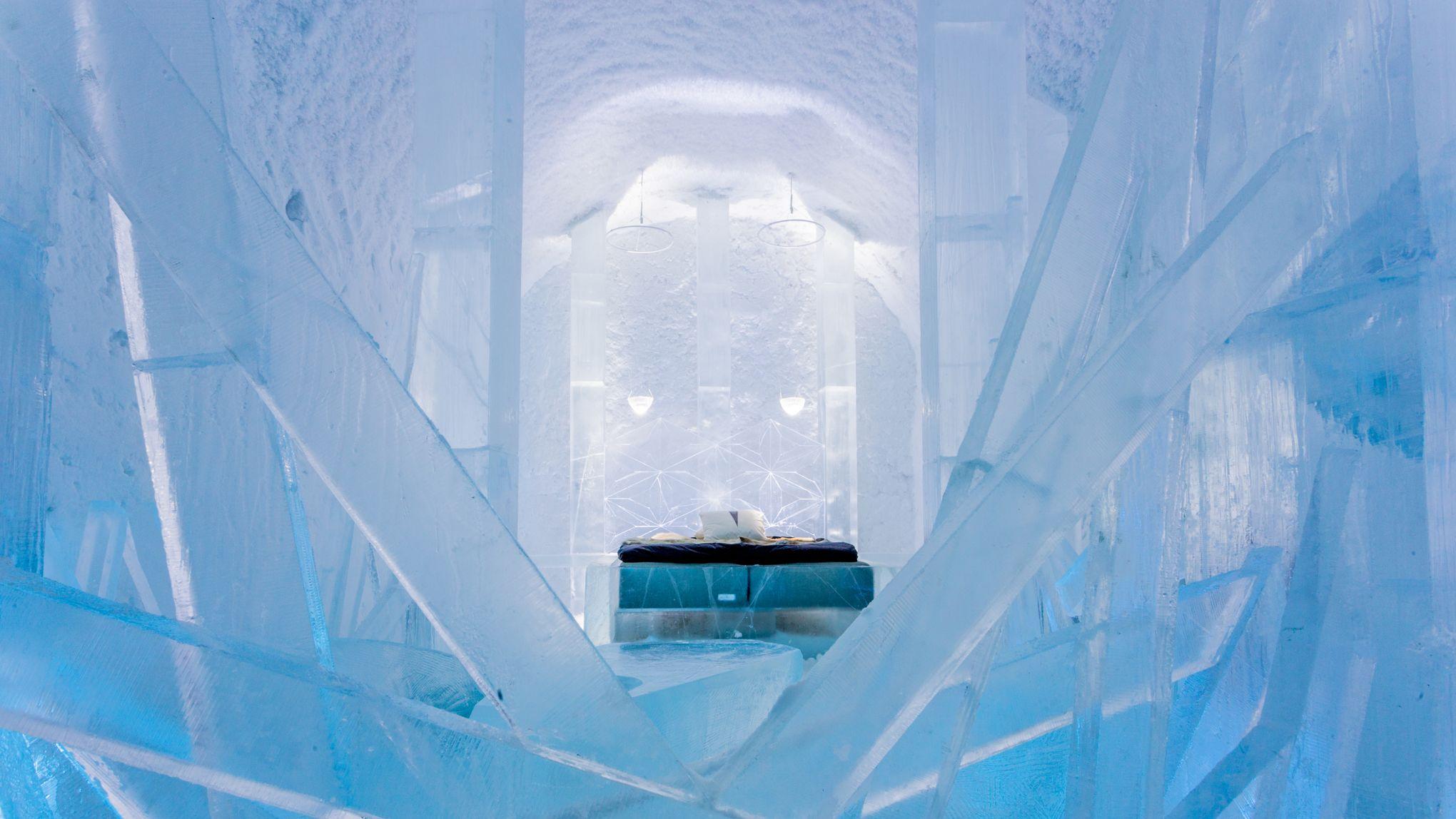 Ice Hotel - Viaggio di nozze Svezia