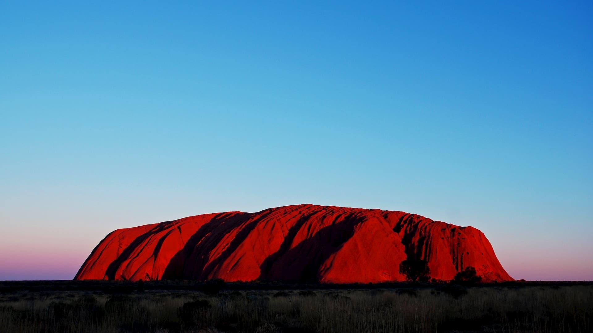 Ayers Rock viaggio di nozze Australia