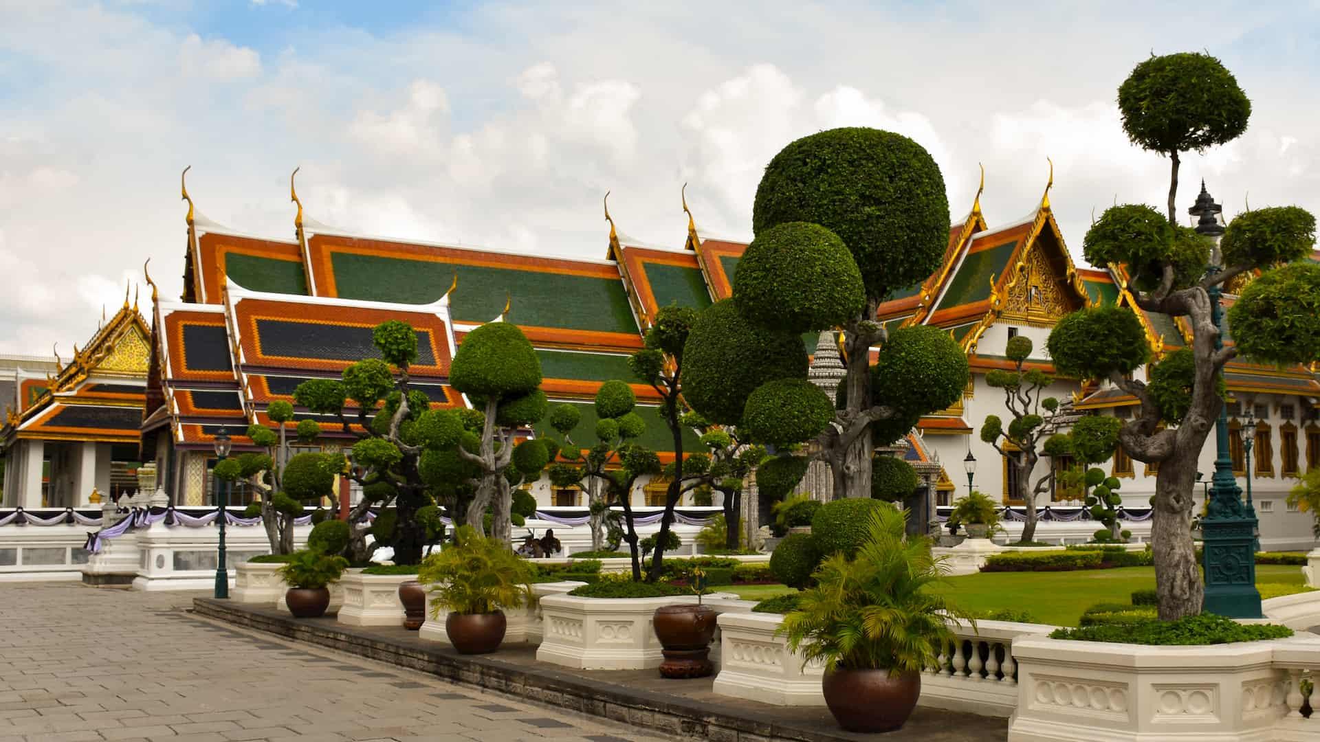 Viaggio di nozze in Thailandia Bangkok