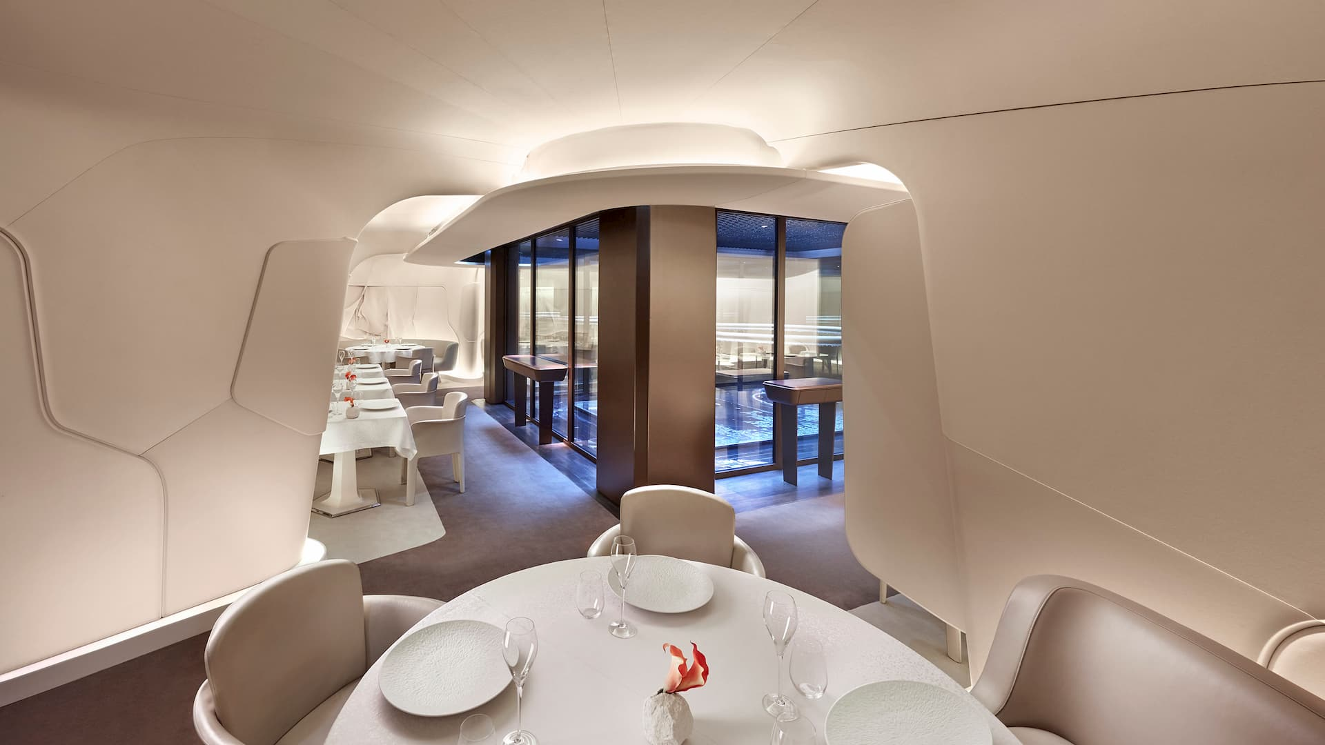 Design hotel Parigi Mandarin Oriental