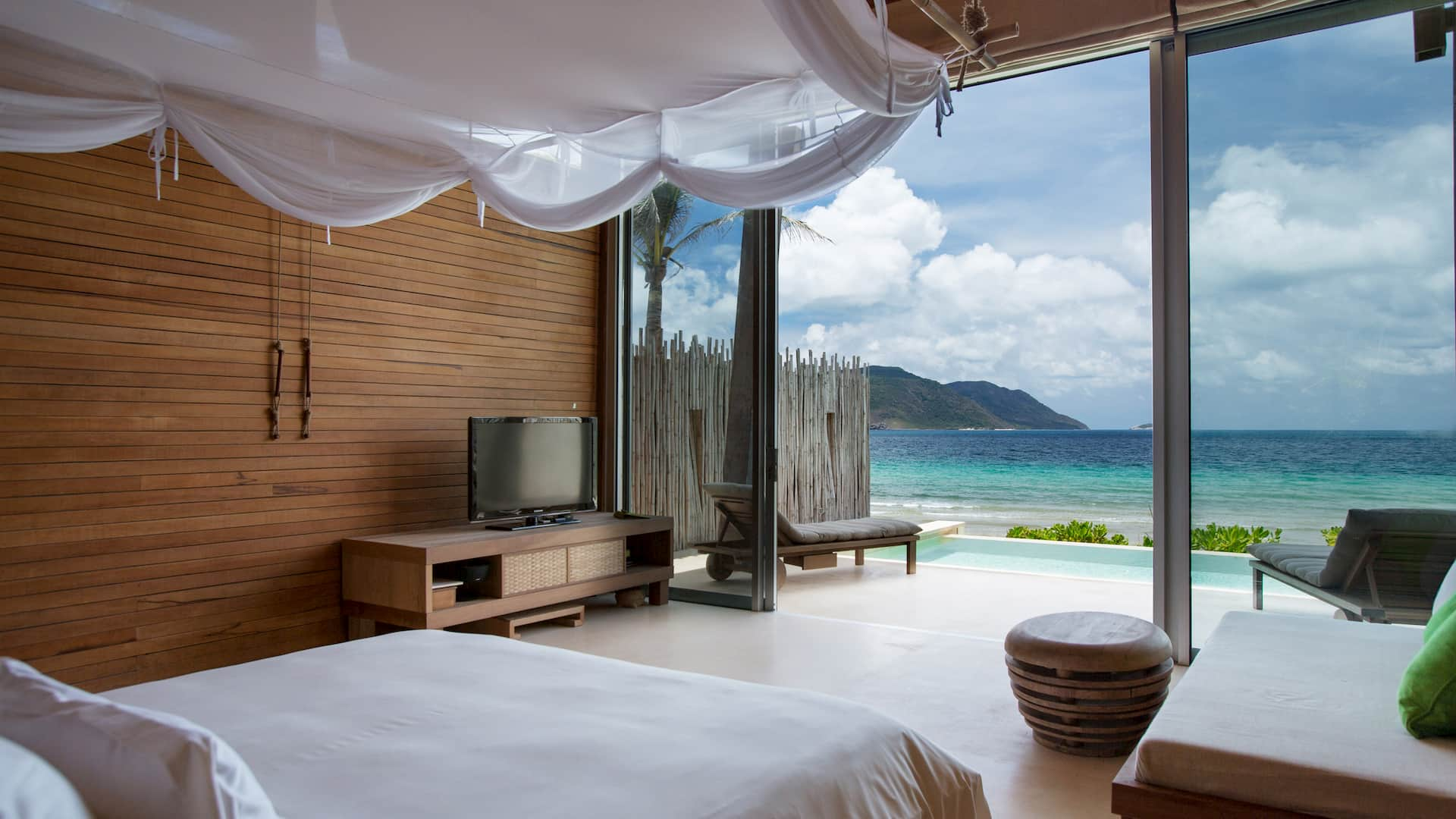 Luxury resort Vietnam Six-Senses