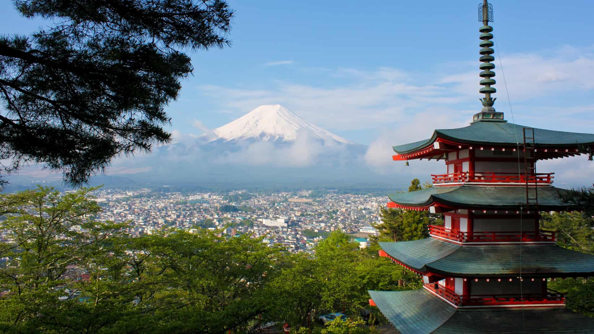 Viaggio di nozze Agosto Giappone