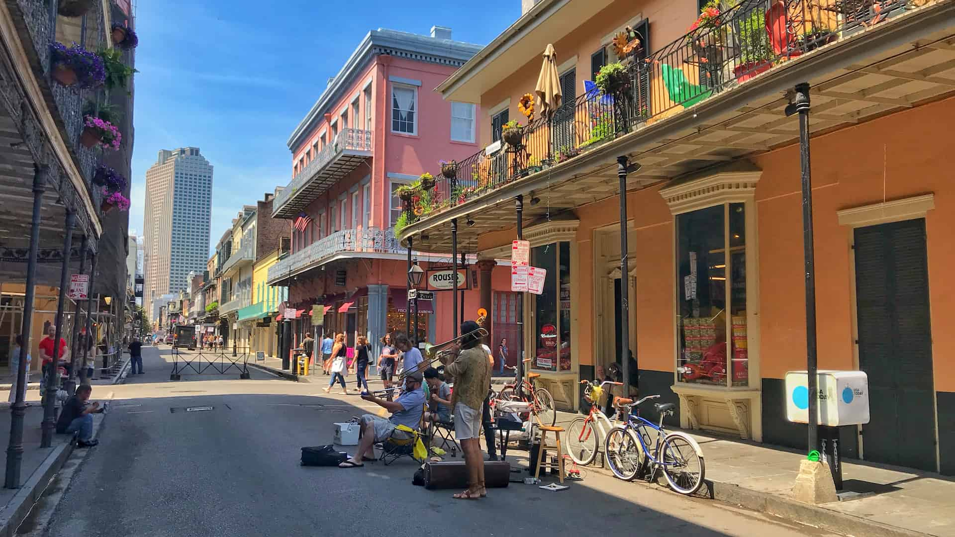 Stati Uniti New Orleans