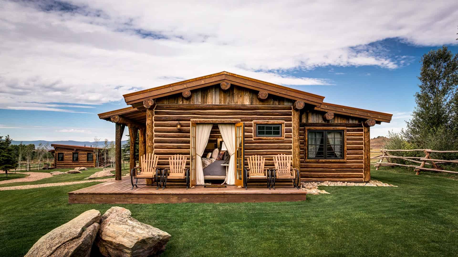 Viaggio di nozze negòi Stati Uniti Ranch