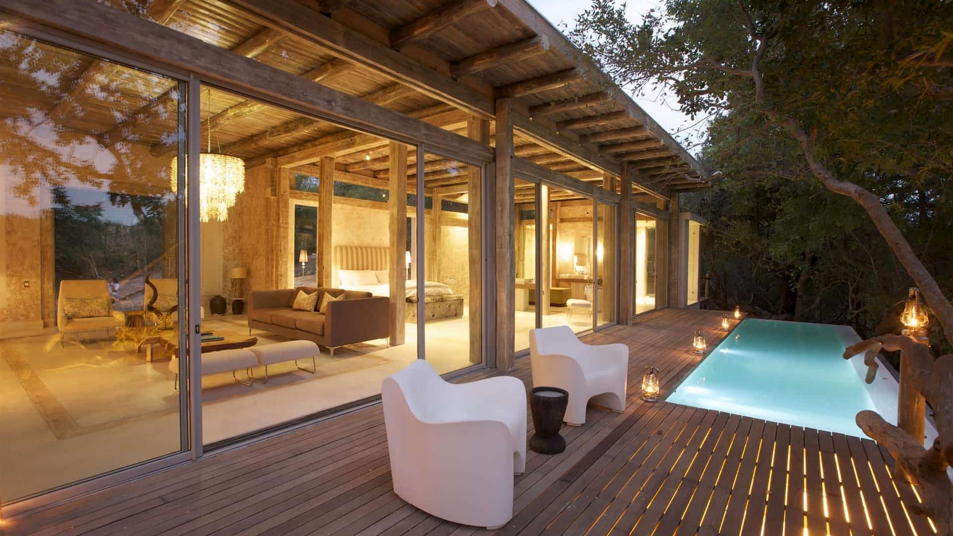 Resort Sudafrica Kapama Karula