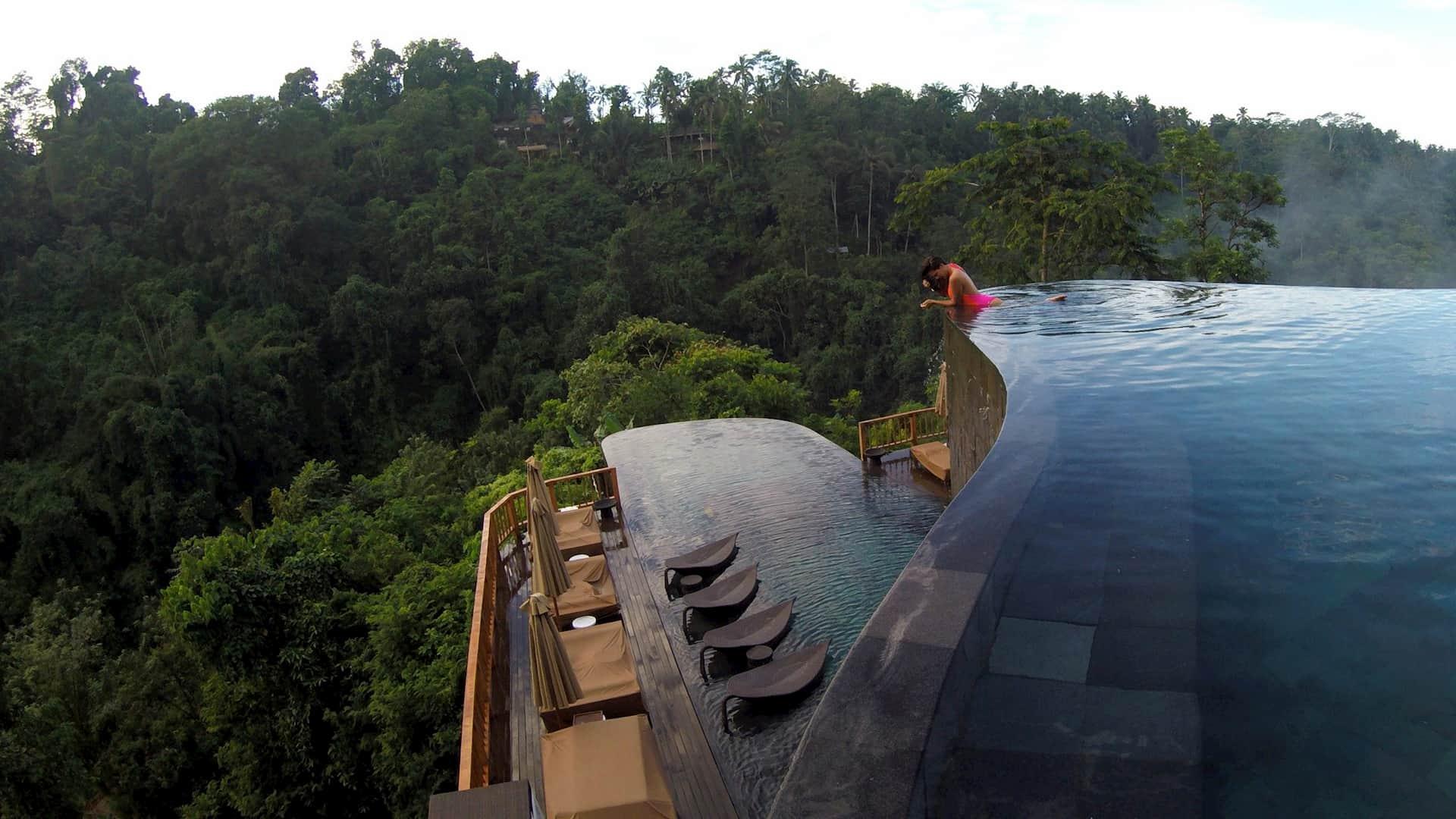 Viaggio di nozze a Giugno Resort Hanging Garden