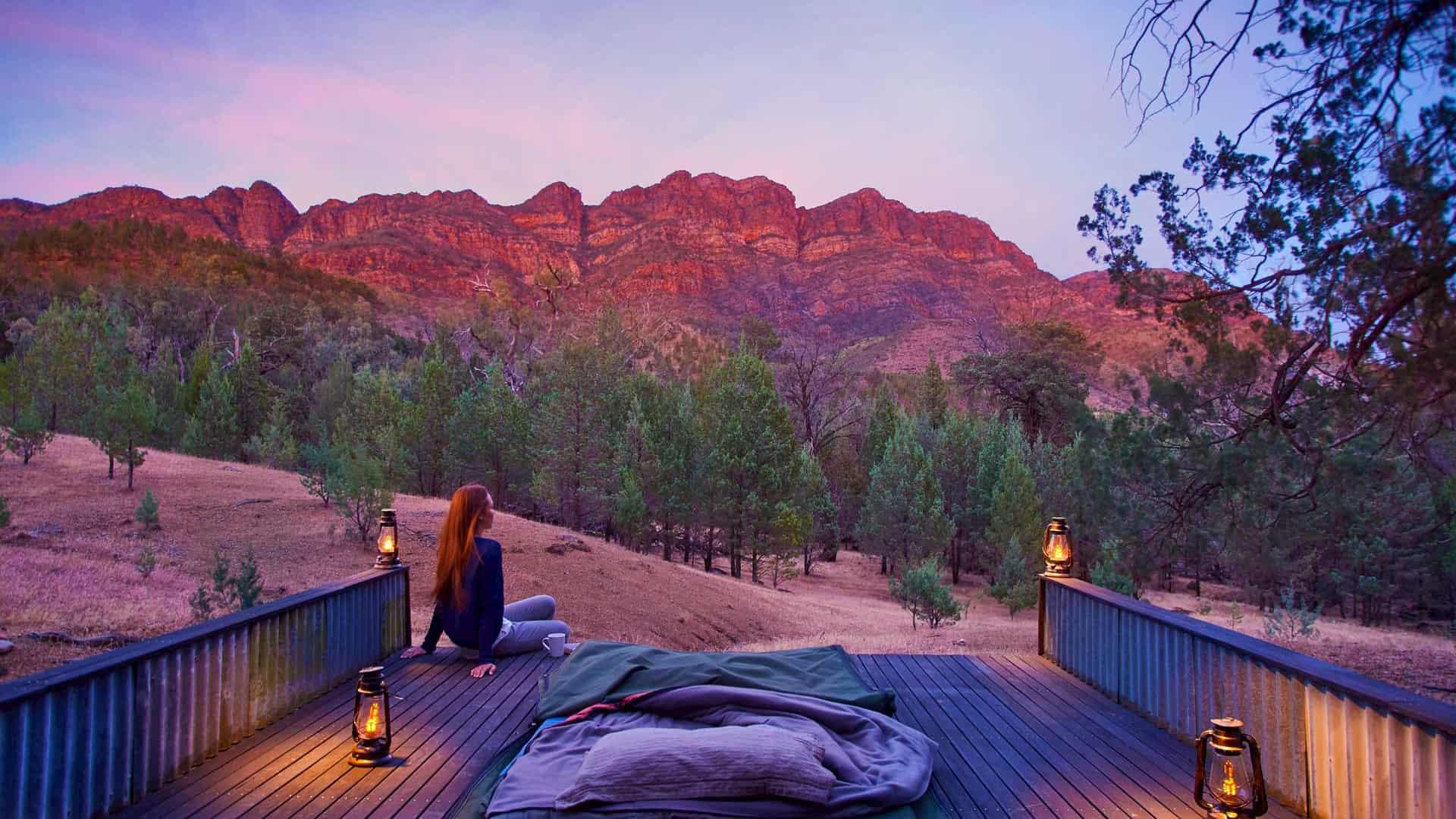 Viaggio di nozze a Giugno Australia