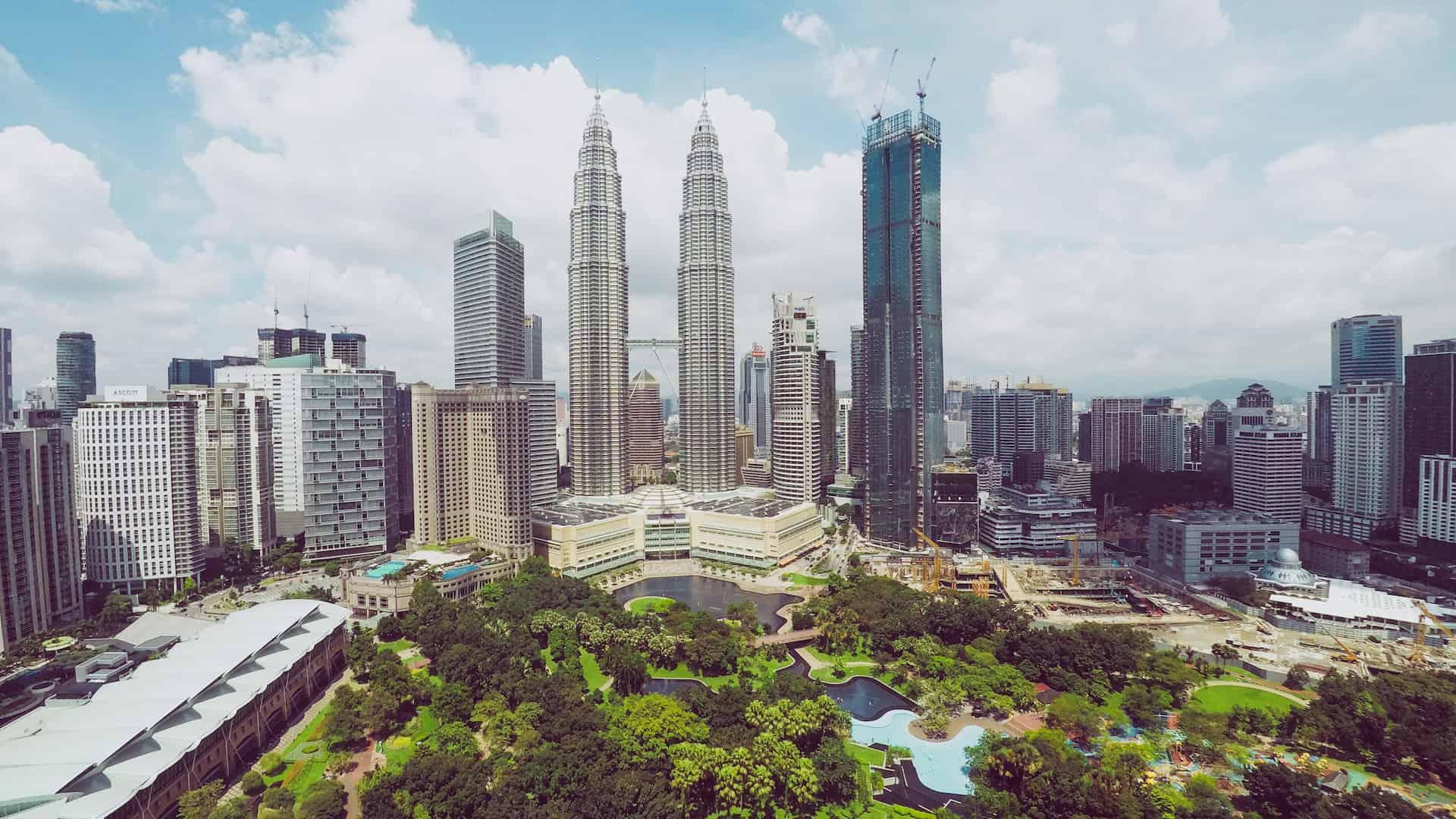 Viaggio di nozze a Giugno Malesia Kuala Lumpur
