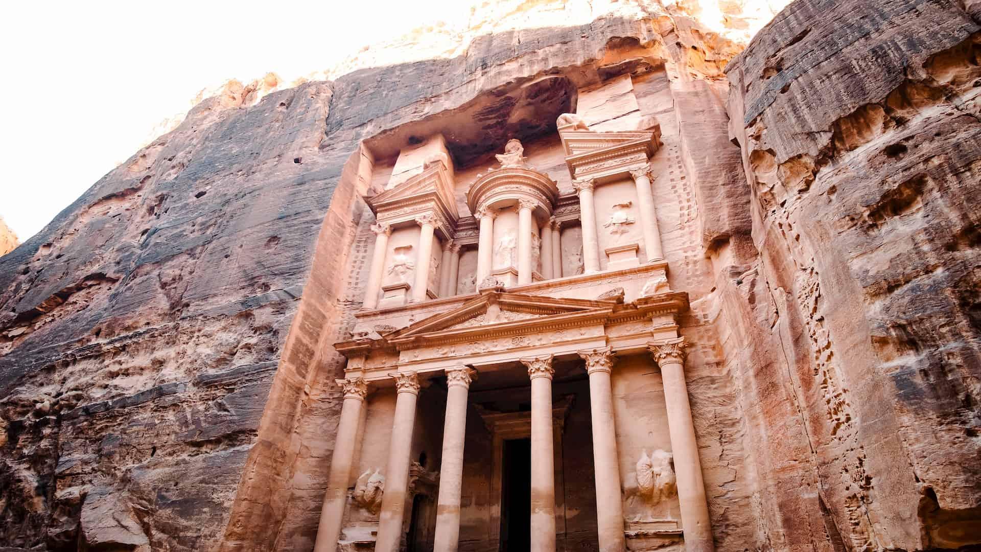 viaggio di nozze a Petra