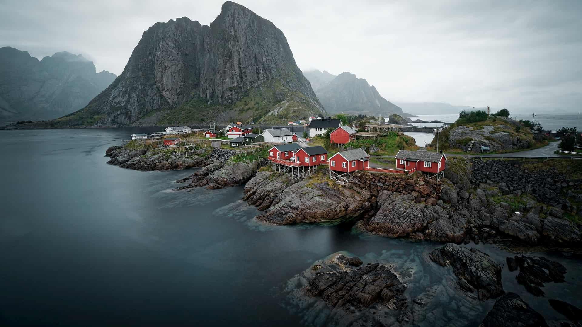 Viaggio di nozze Norvegia Isole Lofoten