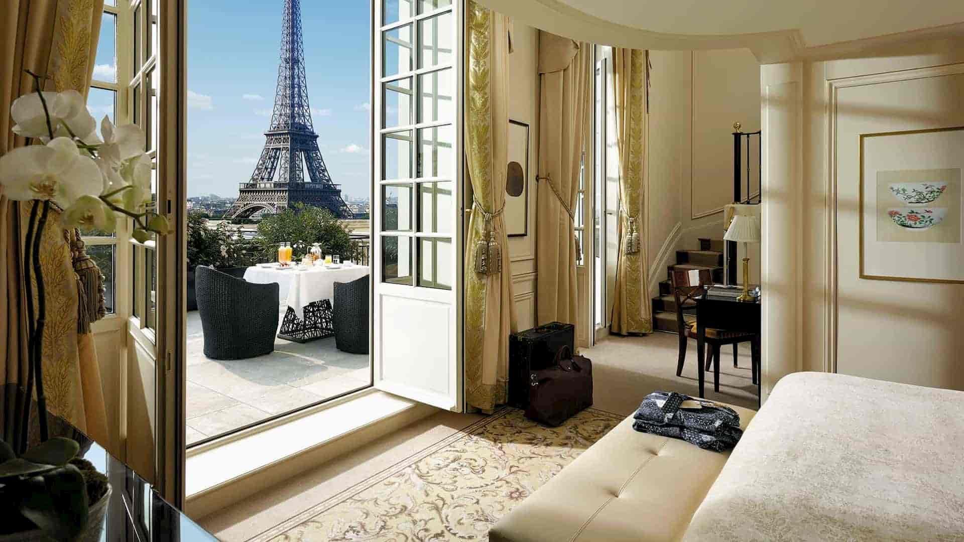 proposte di matrimonio Parigi Shangri La