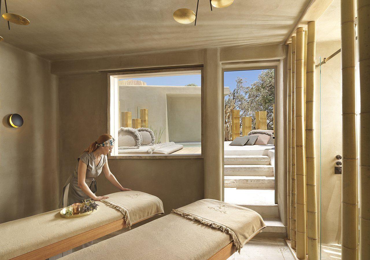 Kensho Psarou Beach Hotel viaggio di nozze in Grecia 4