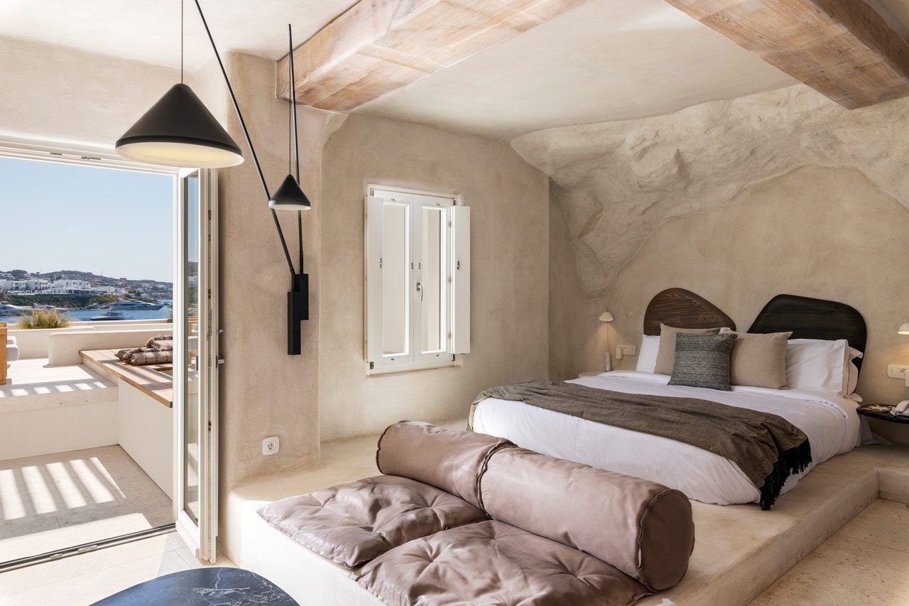 Kensho Psarou Beach Hotel viaggio di nozze in Grecia