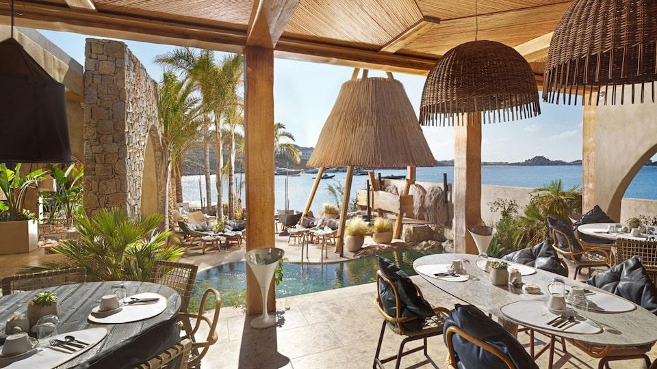 Kensho Psarou Beach Hotel viaggio di nozze in Grecia 3