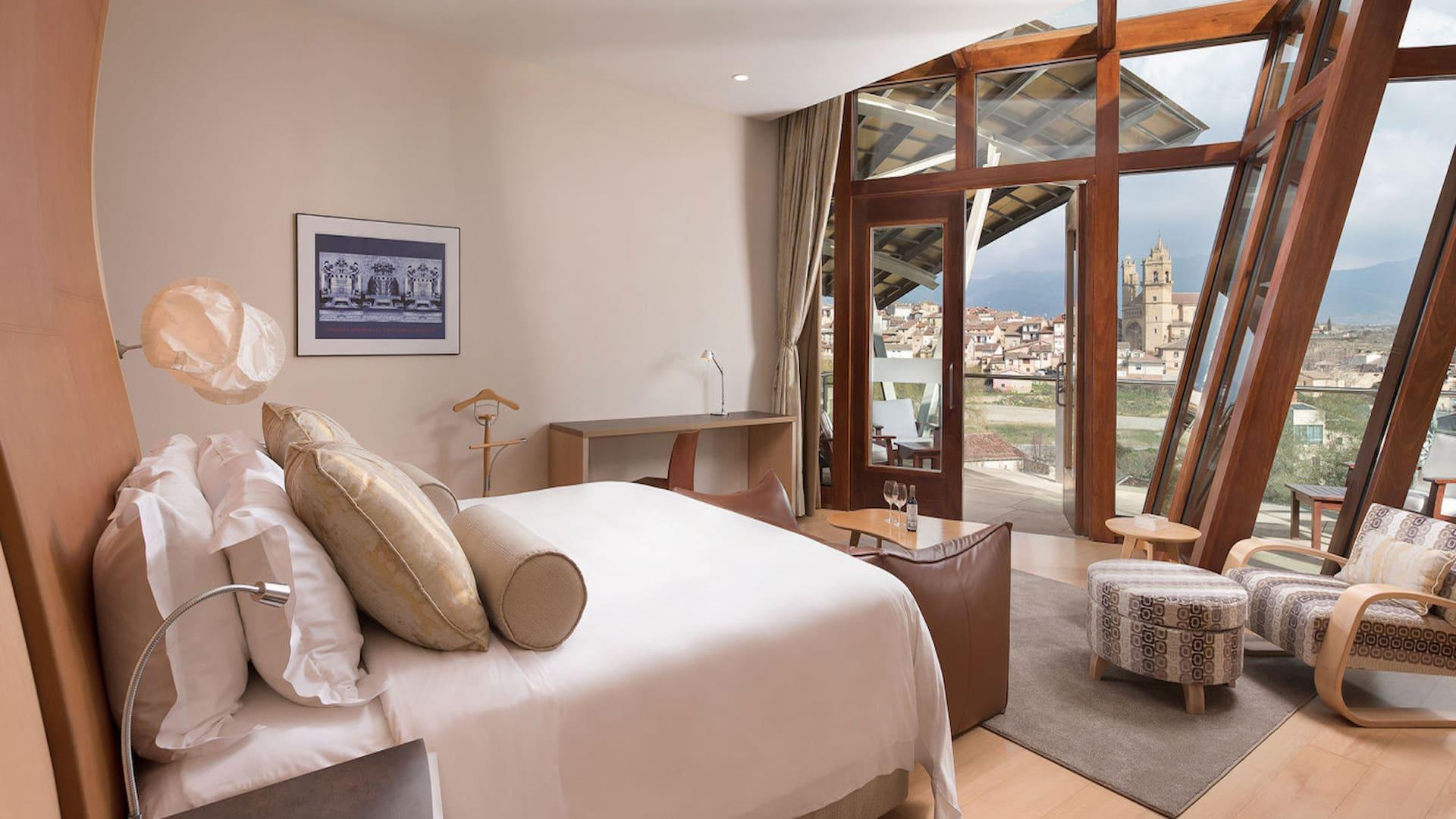 Hotel Marqués de Riscal - Viaggio di Nozze in Spagna 4