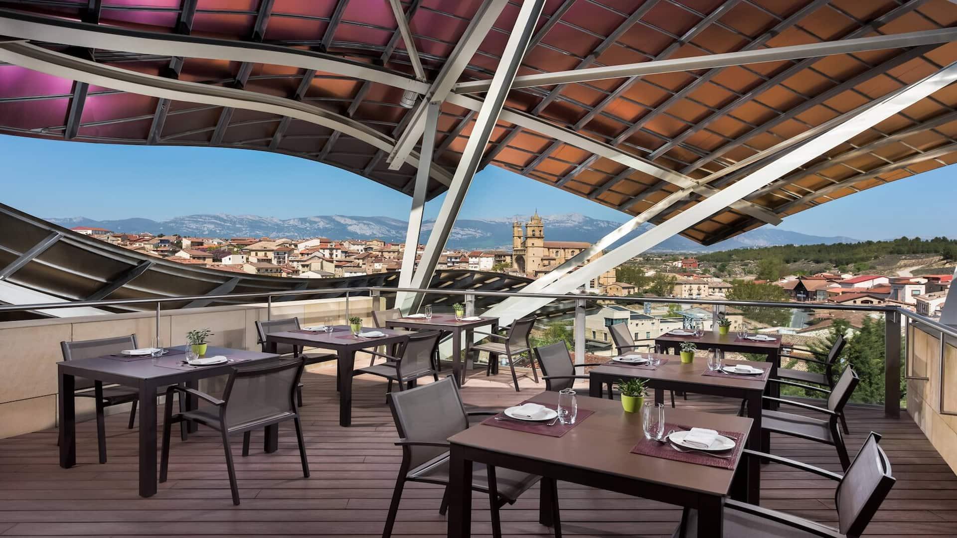 Hotel Marqués de Riscal - Viaggio di Nozze in Spagna 5