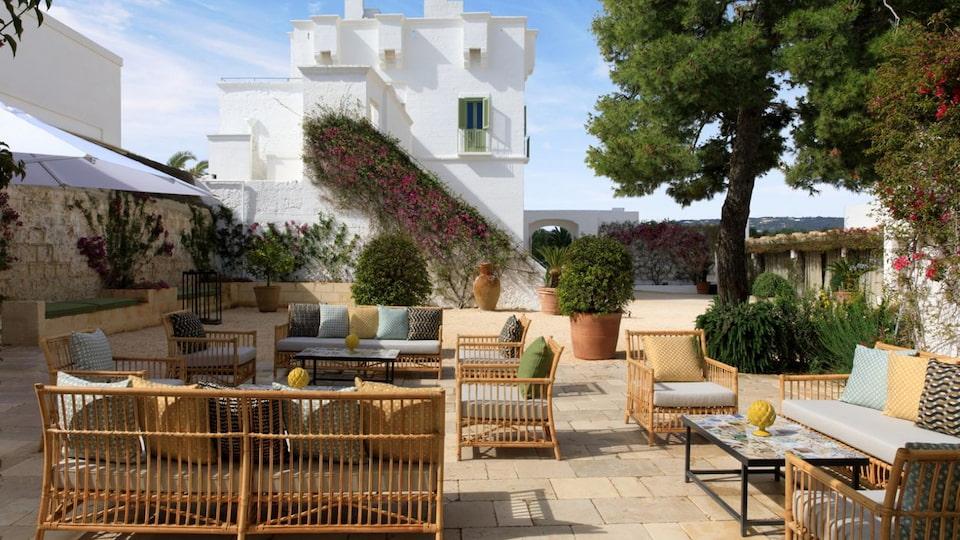 Masseria Torre Maizza viaggio di nozze in Puglia 4