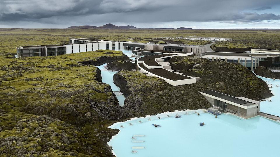 the Retreat Hotel & Spa viaggio di nozze in Islanda 1