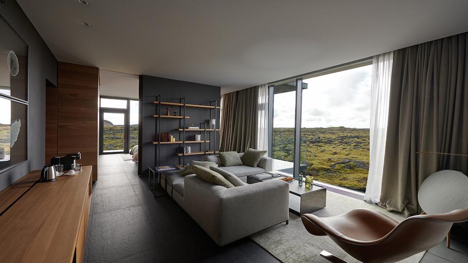 the Retreat Hotel & Spa viaggio di nozze in Islanda 3