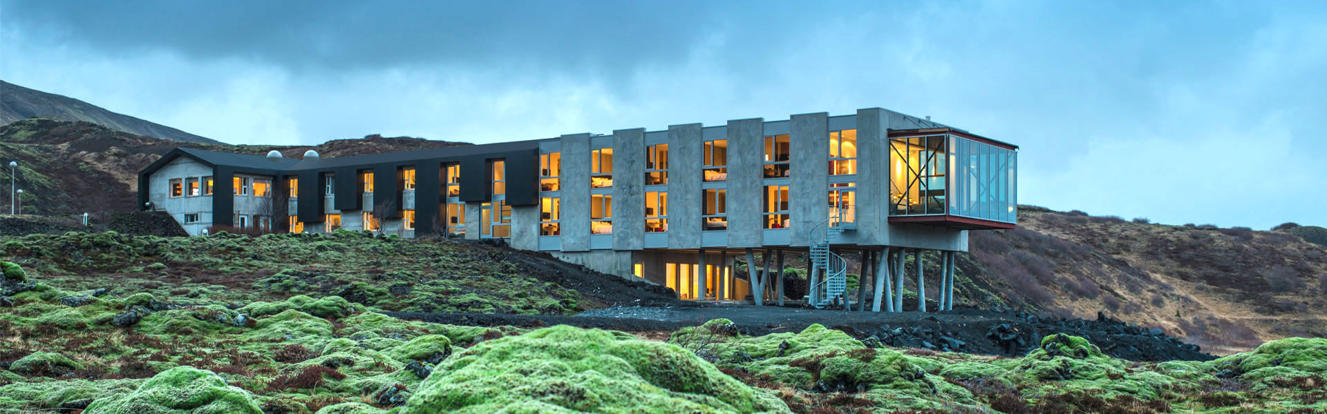 ION Adventure Hotel viaggio di nozze in Islanda 1