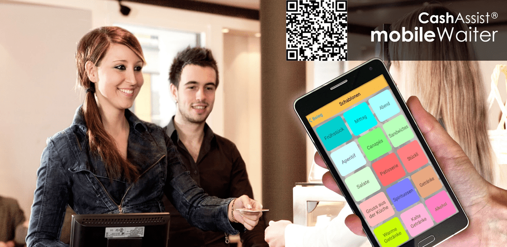Der mobileWaiter...für eine noch schnellere Bestellerfassung