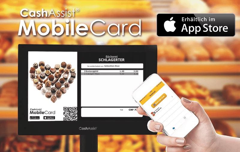 Bakery2020: Mobile Card auch auf Apple App Store erhältlich