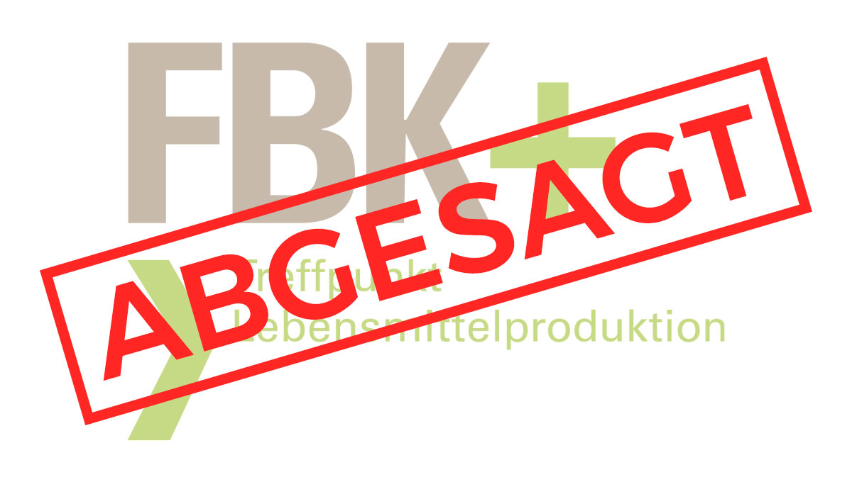 FBKplus 2021 abgesagt! Wie wir damit umgehen