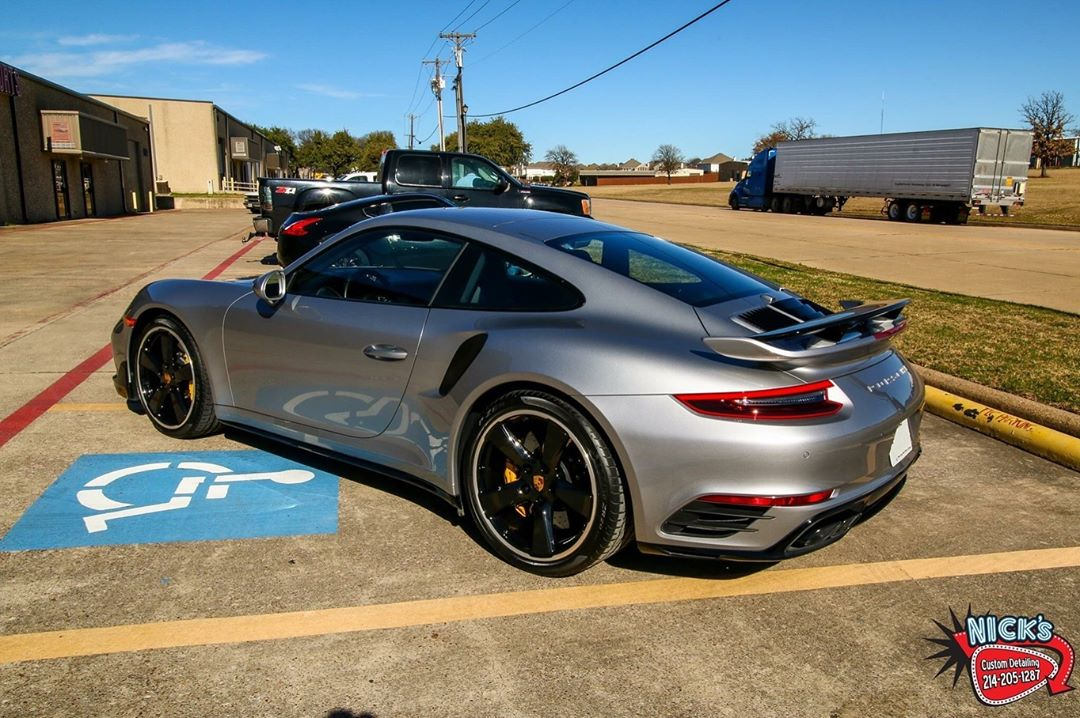 Ceramic Coating Dallas & Fort Worth, Texas
