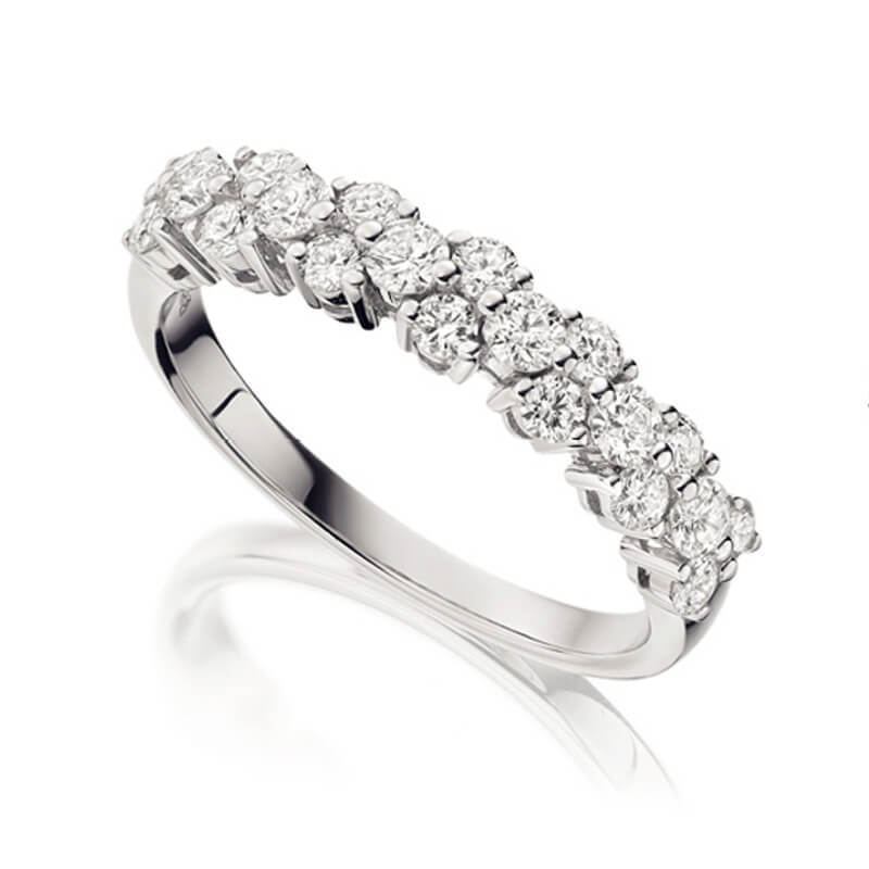 Diamond ring something different collecton