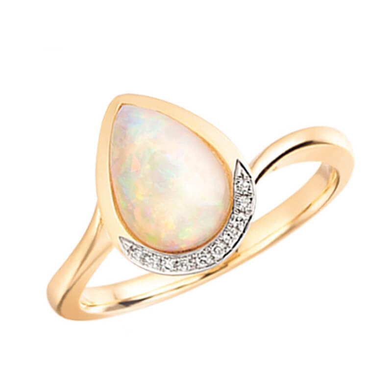 Opal and Diamond Collection Image