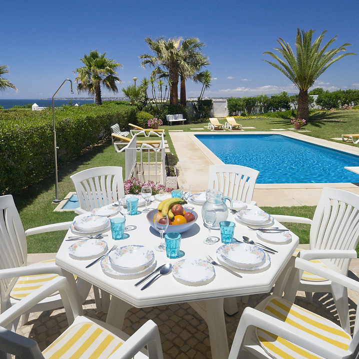 algarve villas swimming pool