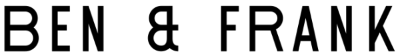 Logo Ben & Frank